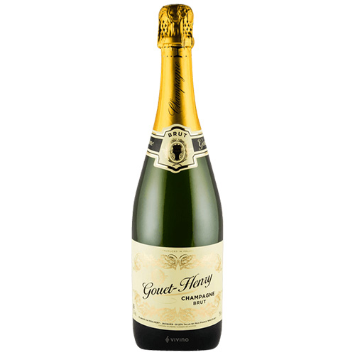 Gouet Henry – Champagne Brut